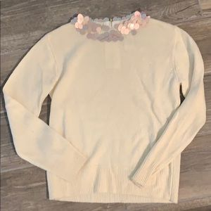 Crewcuts Girls Sweater Size 8